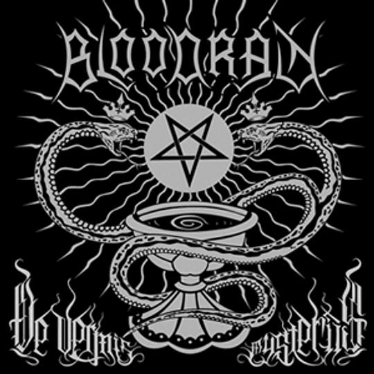 Bloodrain - De Vermis Mysteriis CD