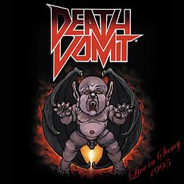 Death Vomit - Live In Sumy '95 CD