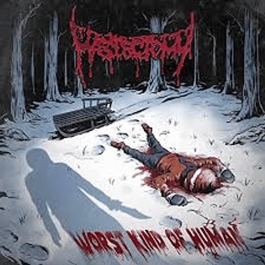 Mastectomy - Brass Knuckle Carnage CD