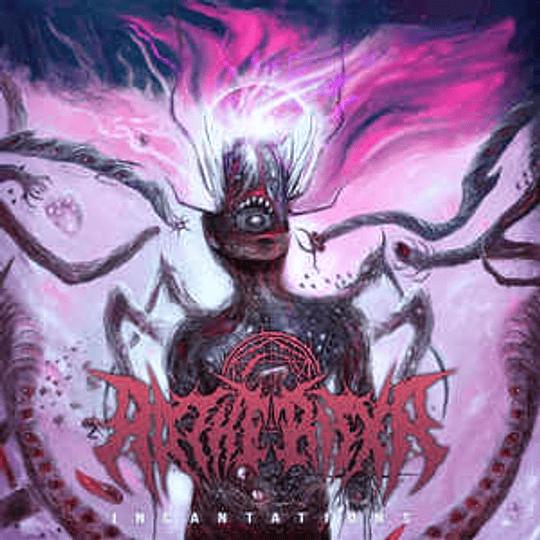 Aatheriexa – Incantations MCD R