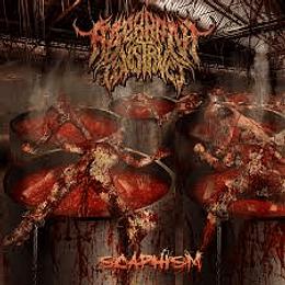 Aberrant Construct – Scaphism CD R