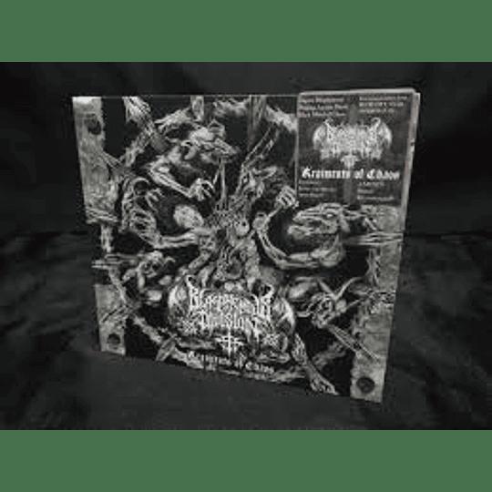 Blasphemous Division – Regiments Of Chaos CD , Dig