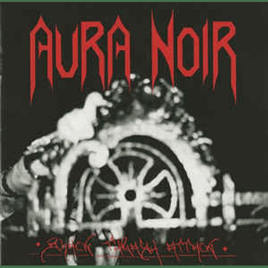 Aura Noir – Black Thrash Attack  CD