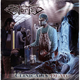 Contorted  – Clinically Dead CD