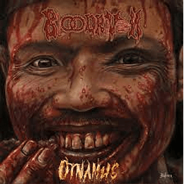 Bloodriven - Otnamus CD