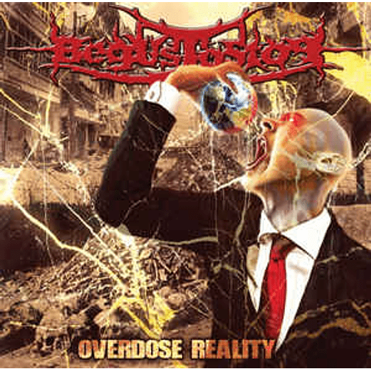 Begustostop – Overdose Reality CD