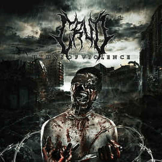 Crud  – Hymns of Violence CD