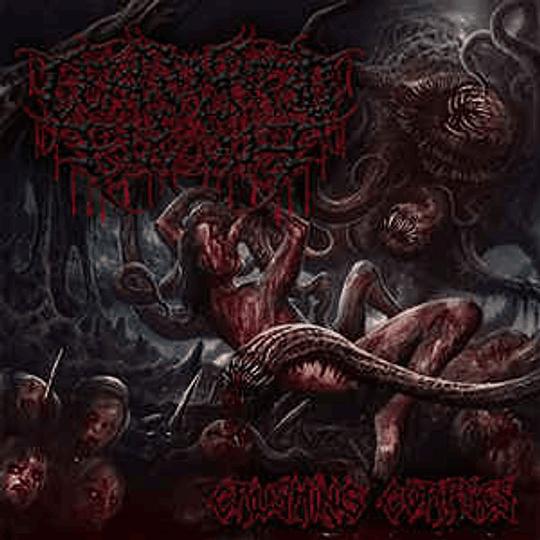 Cercenated Flesh – Crushing Corpses CD