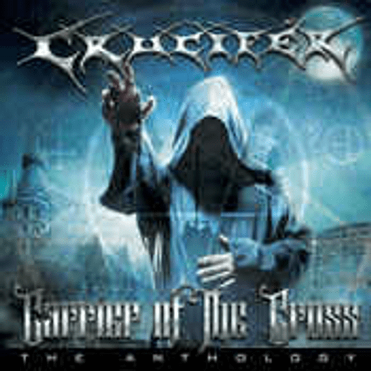 Crucifer – Carrier Of The Cross - The Anthology 2CDS
