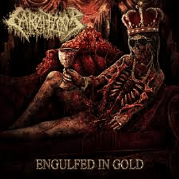Carnifloor - Engulfed in Gold CD