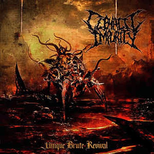 Cephalic Impurity – Unique Brute Revival CD