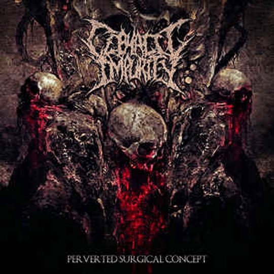 Cephalic Impurity – Perverted Surgical Concept CD