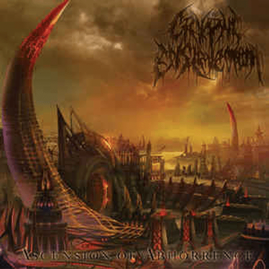 Cryptic Enslavement – Ascension Of Abhorrence MCD