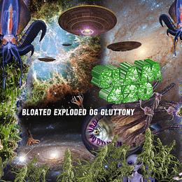 Slam420 - Bloated Exploded Og... CD