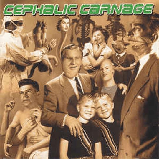 Cephalic Carnage – Exploiting Dysfunction CD