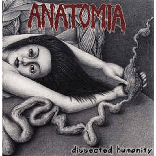Anatomia – Dissected Humanity CD