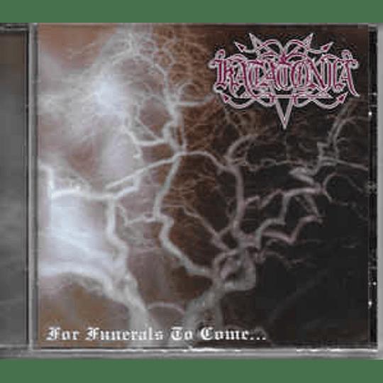 Katatonia – For Funerals To Come...MCD