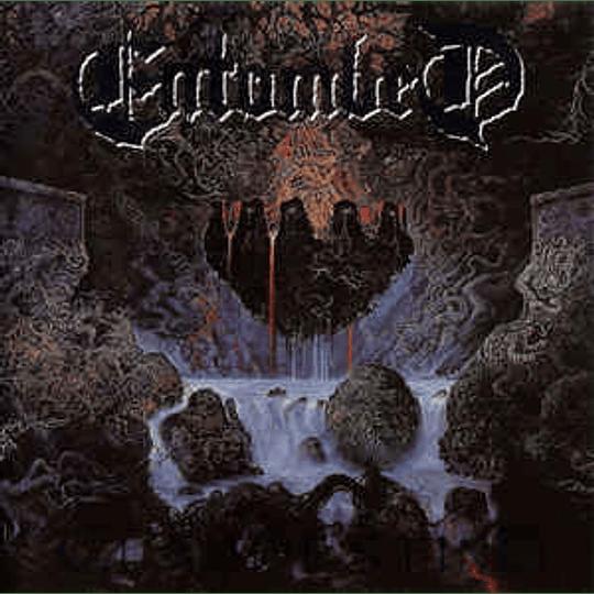 Entombed – Clandestine CD