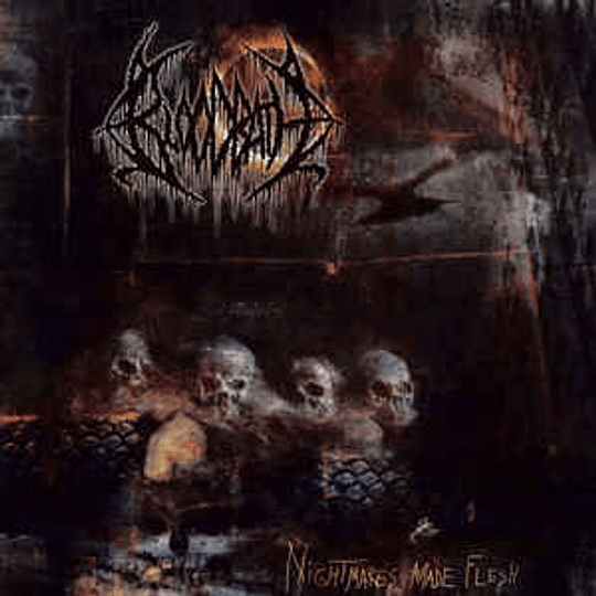 Bloodbath – Nightmares Made Flesh CD