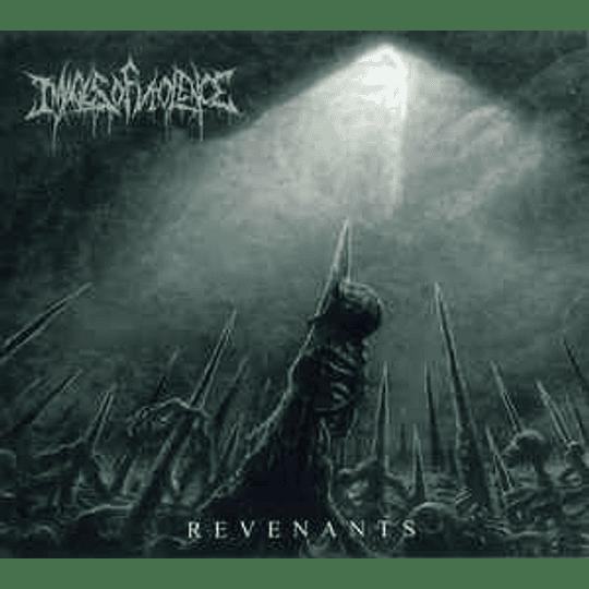 Images Of Violence – Revenants CD, Dig