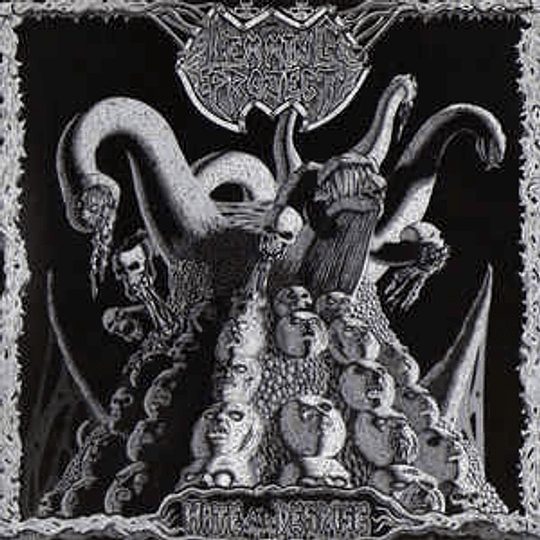 Lemming Project – Hate And Despise CD
