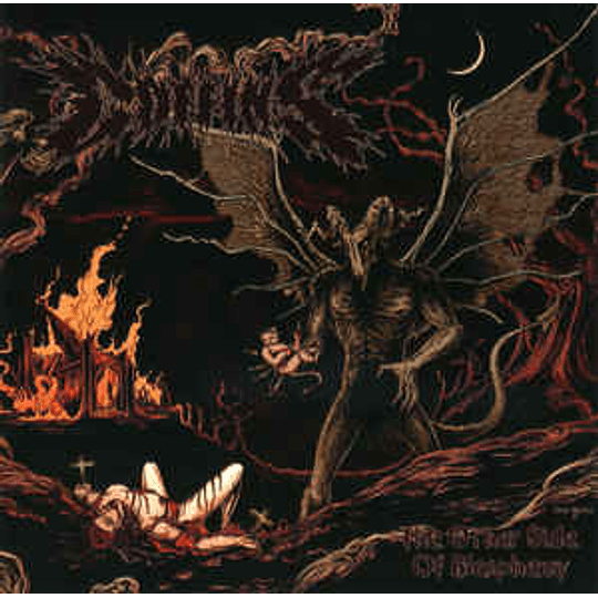Coffins – The Other Side Of Blasphemy CD