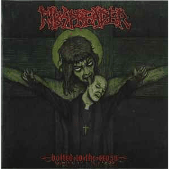Ribspreader – Bolted To The Cross CD