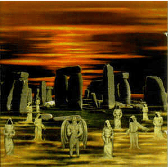 Doomstone  – Those Whom Satan Hath Joined CD