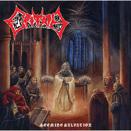 Epitaph  – Seeming Salvation CD