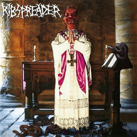 Ribspreader – Congregating The Sick CD