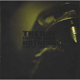 The Day Everything Became Nothing – Invention: Destruction CD
