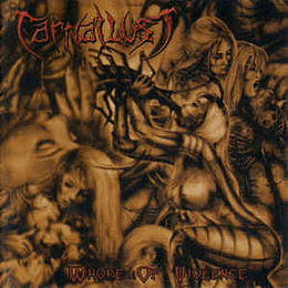 Carnal Lust – Whore Of Violence CD