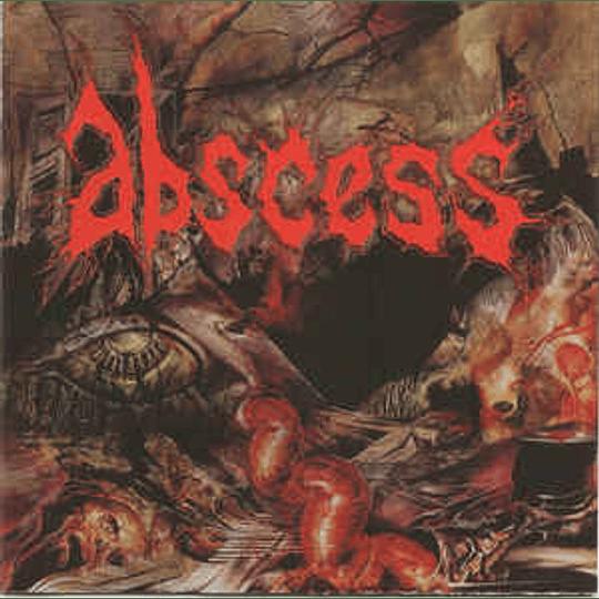 Abscess  – Tormented CD