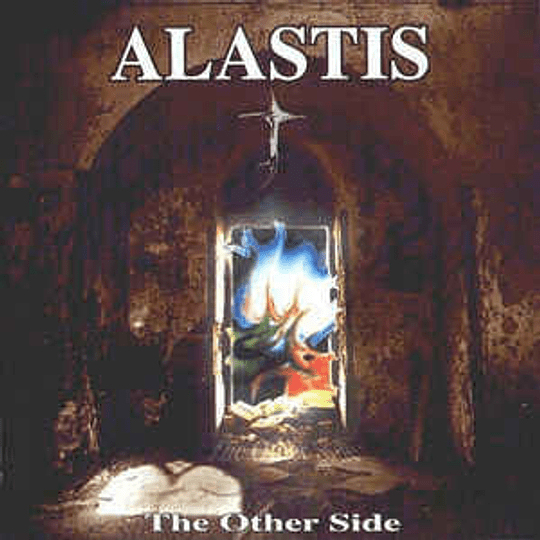 Alastis – The Other Side CD