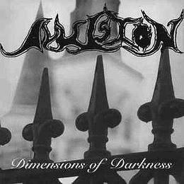 Avulsion  – Dimensions Of Darkness CD