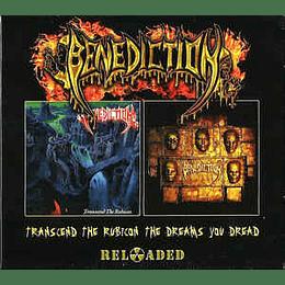 Benediction – Transcend The Rubicon / The Dreams You Dread 2CDS