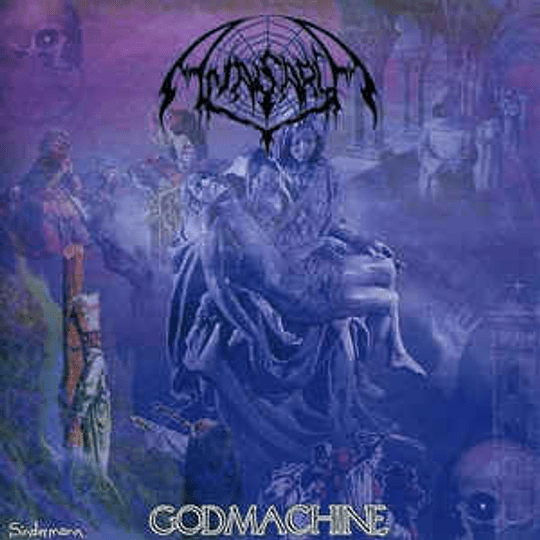 Anasarca – Godmachine CD