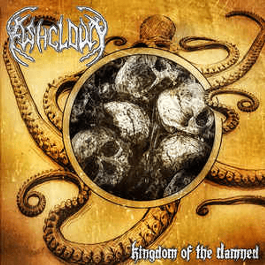 Ashcloud – Kingdom Of The Damned CD