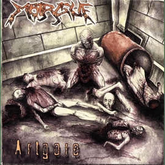 Morgue  – Artgore CD