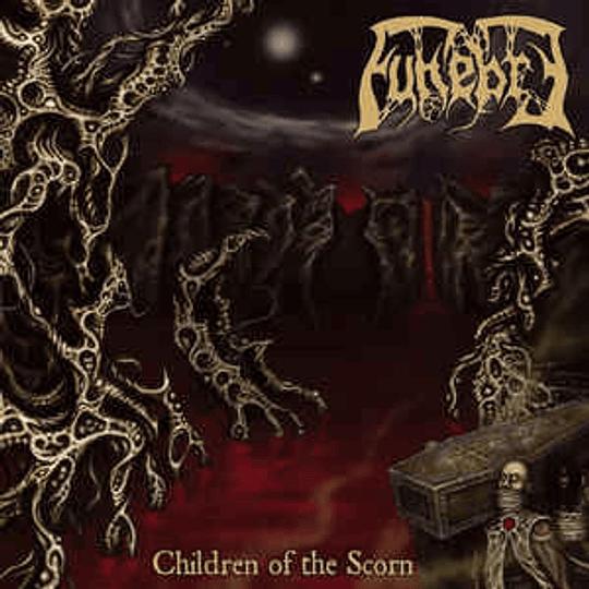 Funebre – Children Of The Scorn CD