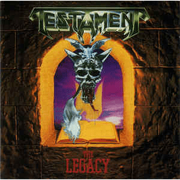 Testament  – The Legacy CD