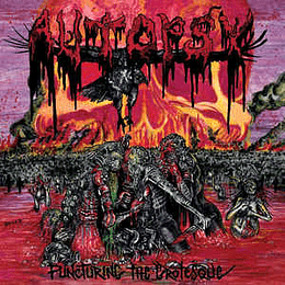 Autopsy  – Puncturing The Grotesque CD, Dig