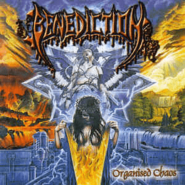 Benediction – Organised Chaos CD, Dig