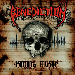 Benediction – Killing Music CD, Dig