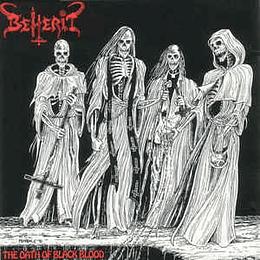 Beherit – The Oath Of Black Blood CD