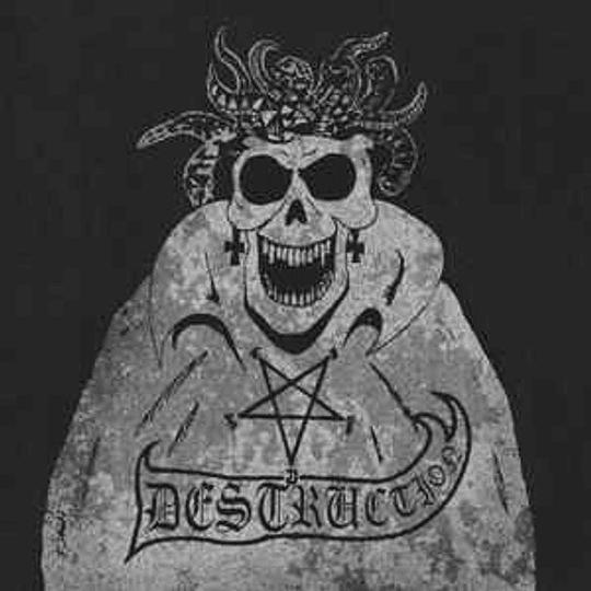 Destruction – Bestial Invasion Of Hell CD