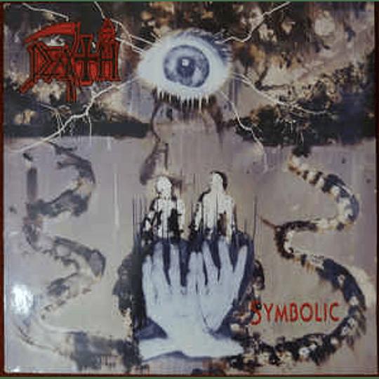 Death  – Symbolic CD