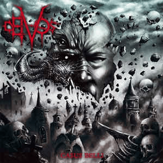 Deivos – Casus Belli CD