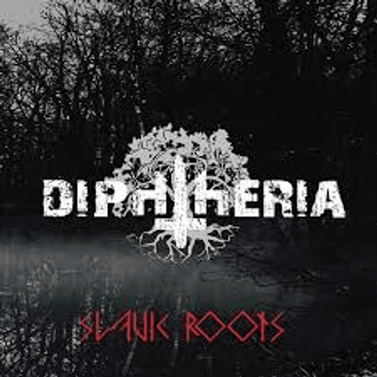 Diphtheria - Slavic Roots CD