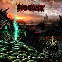 Disgust  – Infinite Obliteration CD